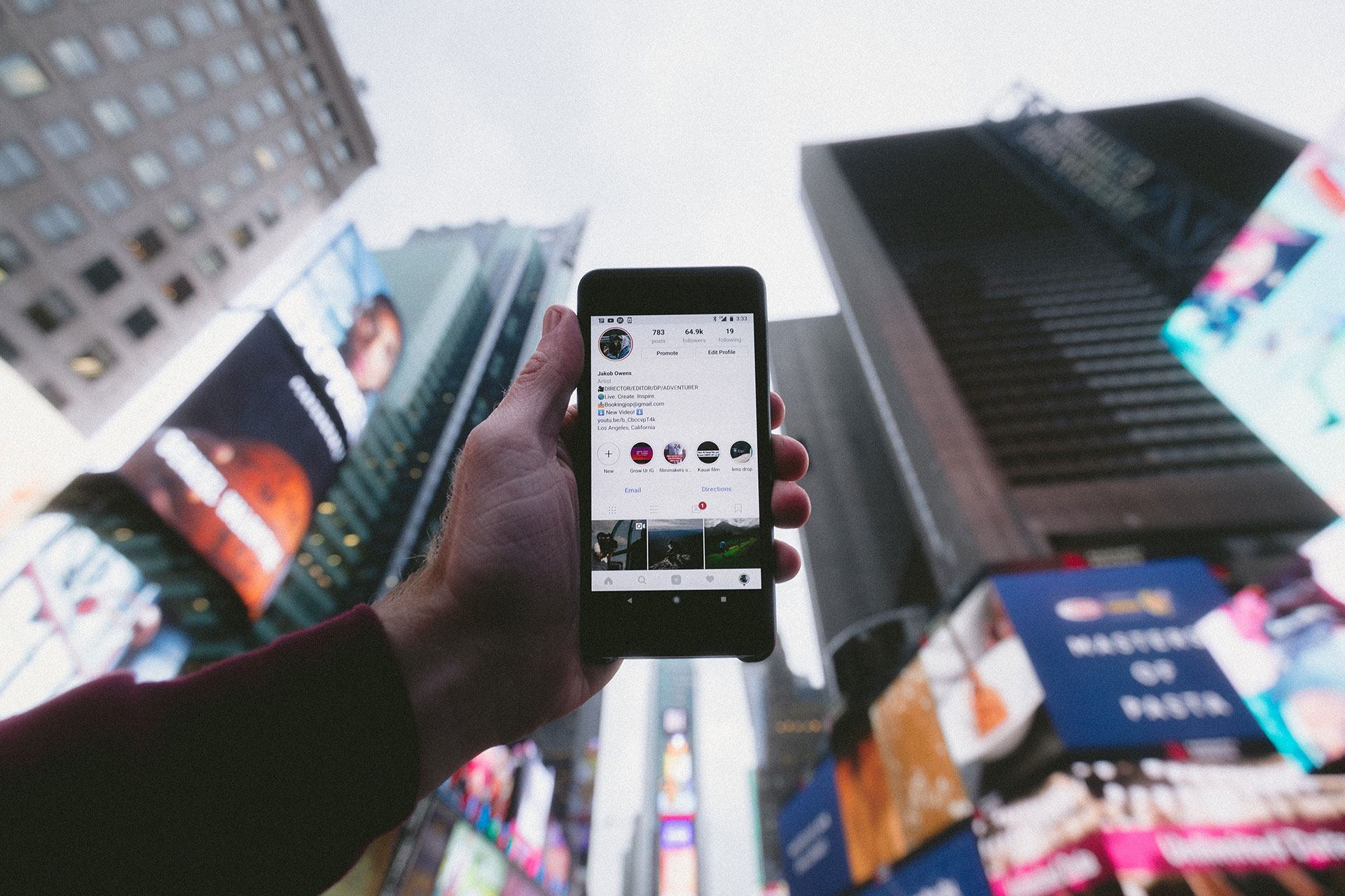 grow ecommerce with instagram