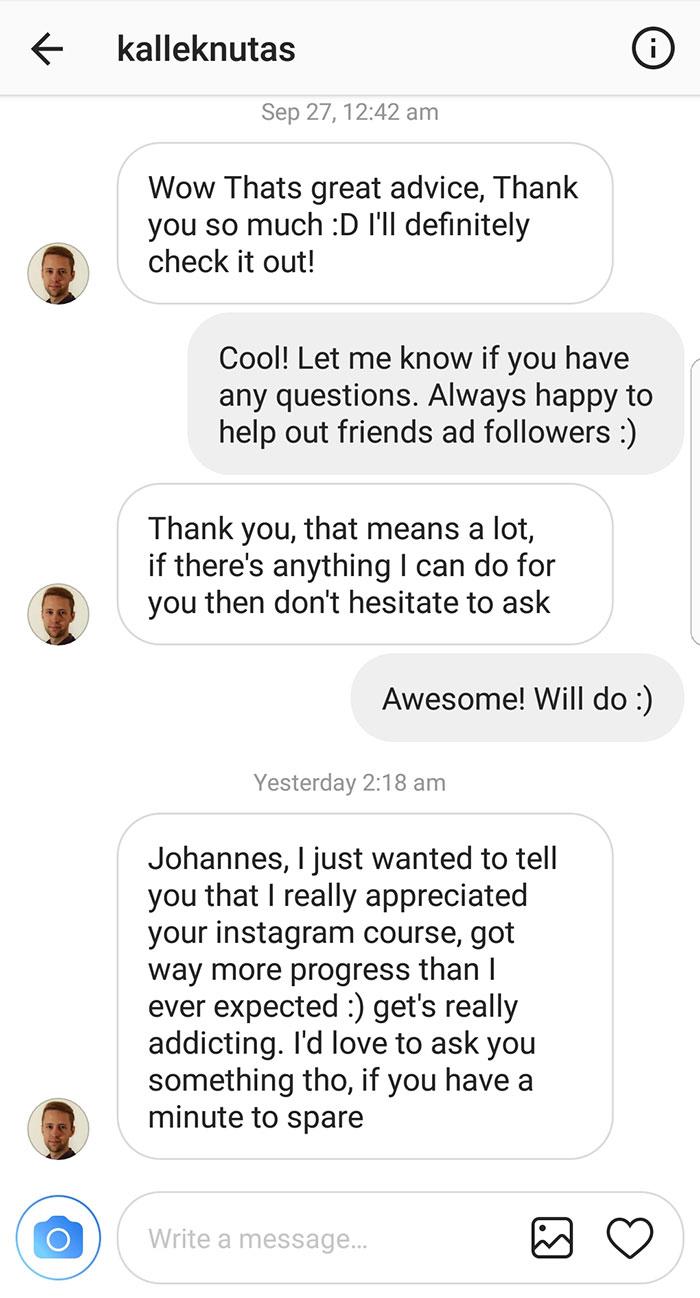 Instagram Success Stories